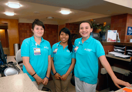 california Hospital Medical Center Foundation Volunteers